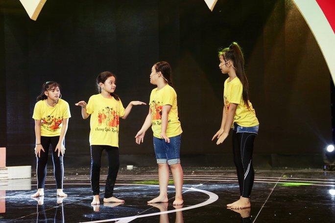 Cô bé 5 tuổi đối đáp lanh lợi khiến Ốc Thanh Vân kinh ngạc - Ảnh 6.