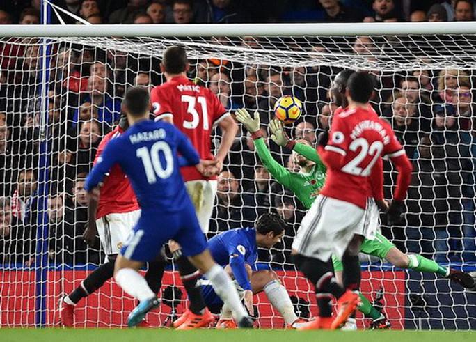 Ám ảnh Stamford Bridge, Man United gục ngã trước Chelsea - Ảnh 5.