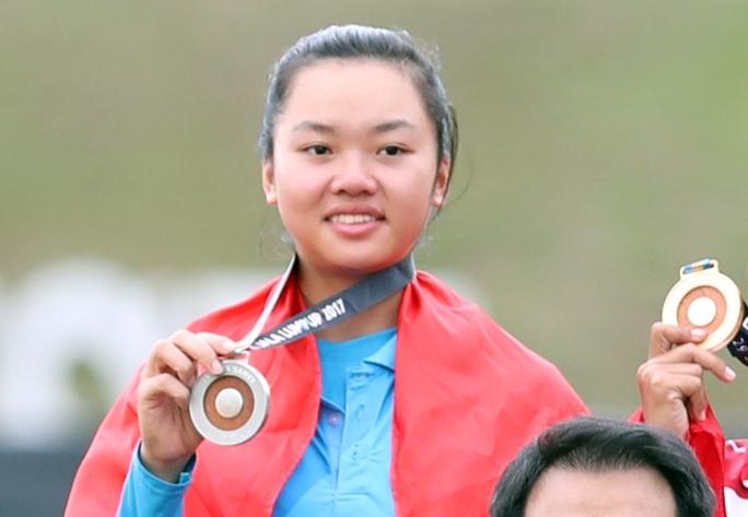 Malaysia giành HCV đầu tiên, Việt Nam có HCB bắn cung - Ảnh 2.