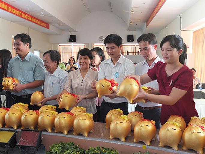 Gây quỹ học bổng Nguyễn Đức Cảnh - Ảnh 1.