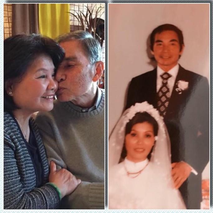 Ông Hoàng sân khấu Thành Được khoe ảnh cưới trong ngày hấp hôn - Ảnh 1.