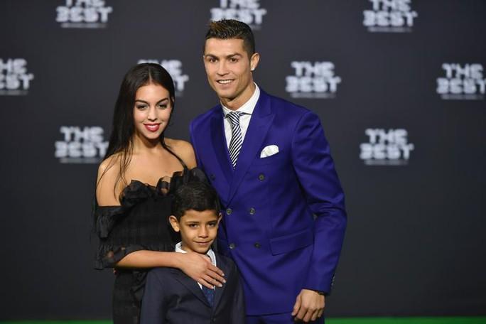 Cristiano Ronaldo muốn có 7 con - Ảnh 1.