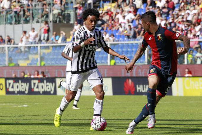Juve ngược dòng ấn tượng, Roma thua Inter trên sân nhà - Ảnh 1.