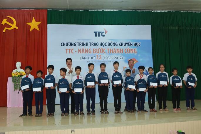 TTC chung tay xây dựng nền giáo dục tiên tiến - Ảnh 1.