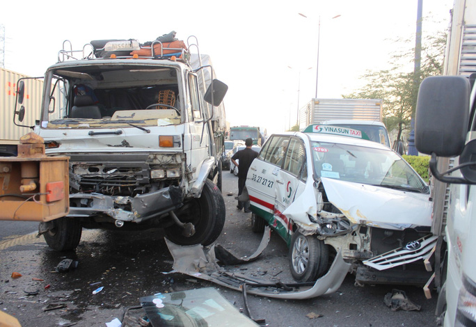 Công nghệ hiện đại sẽ giảm tai nạn giao thông tại TP HCM - Ảnh 3.