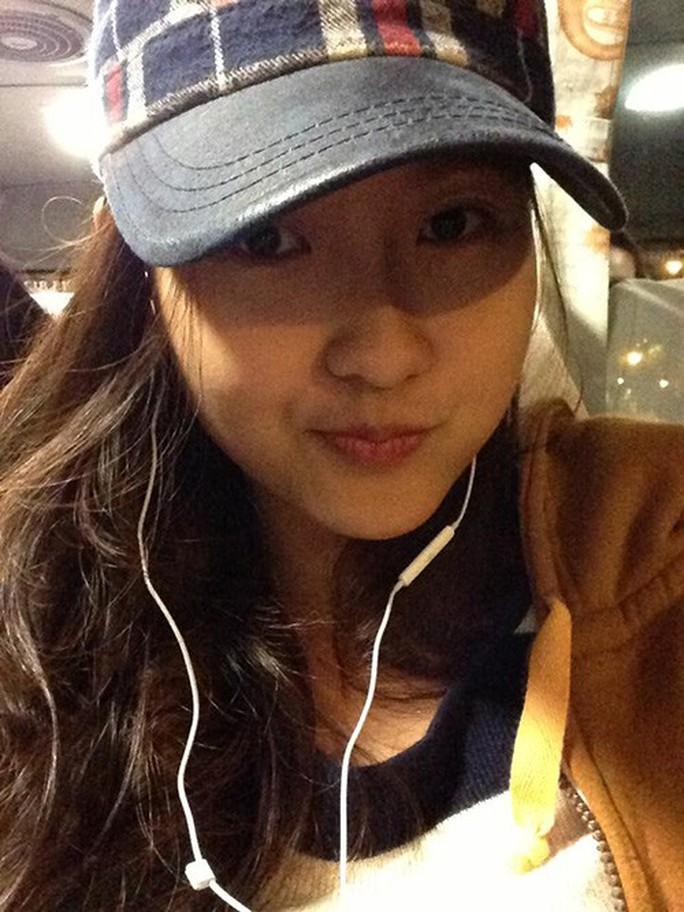 Vẻ đẹp không son phấn của Hoa hậu Hoàn cầu Khánh Ngân - Ảnh 9.