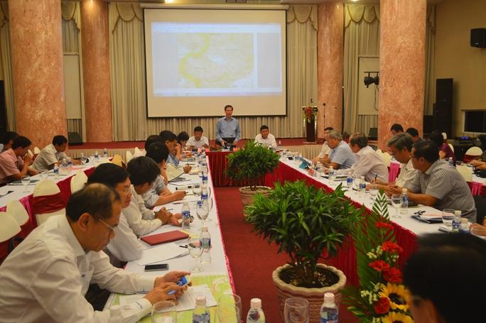 Đoàn công tác làm việc với 2 tỉnh Đắk Lắk và Khánh Hòa để tìm phương án phân định ranh giới