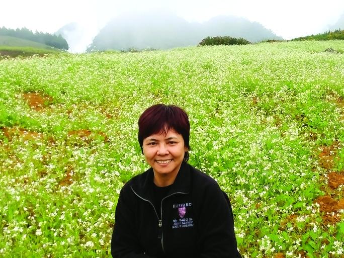 Bà Nguyễn Ngọc Lý(Ảnh do nhân vật cung cấp)