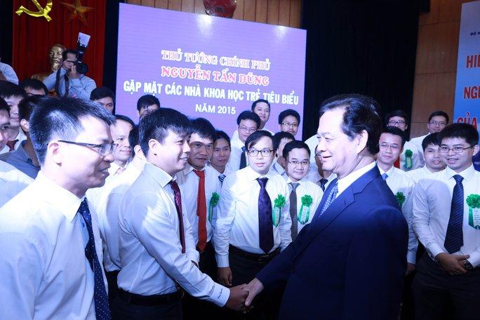 TS Dương Trọng Hải vinh dự được gặp Thủ tướng Nguyễn Tấn Dũng