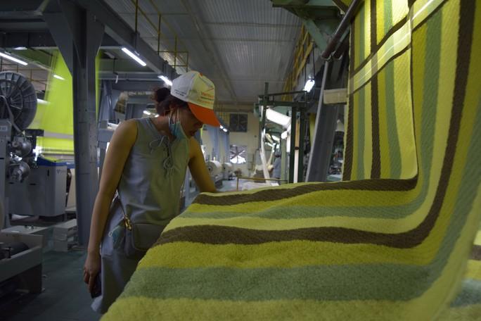 Phong Phú đưa ra thị trường khăn bông hữu cơ organic - Ảnh 1.