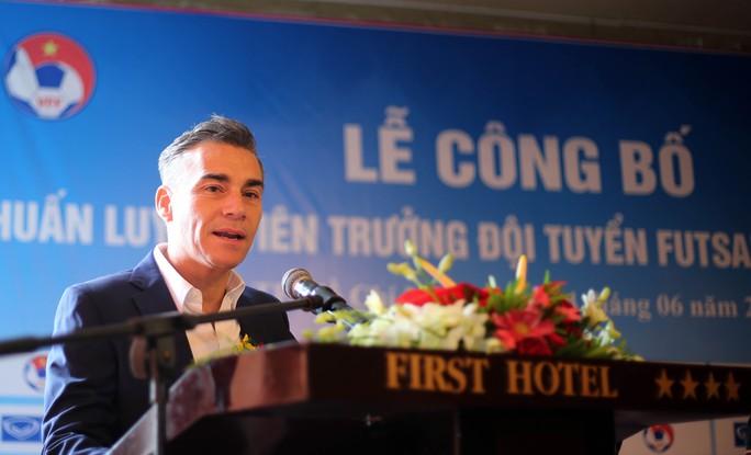 Tôi sẽ làm việc 24g/ngày để đưa Việt Nam vào top 4 châu Á - Ảnh 4.