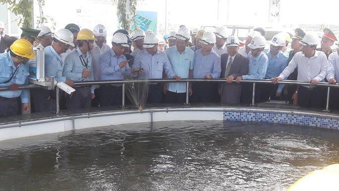 Thủ tướng Nguyễn Xuân Phú thị sát tại Formosa - Ảnh 2.