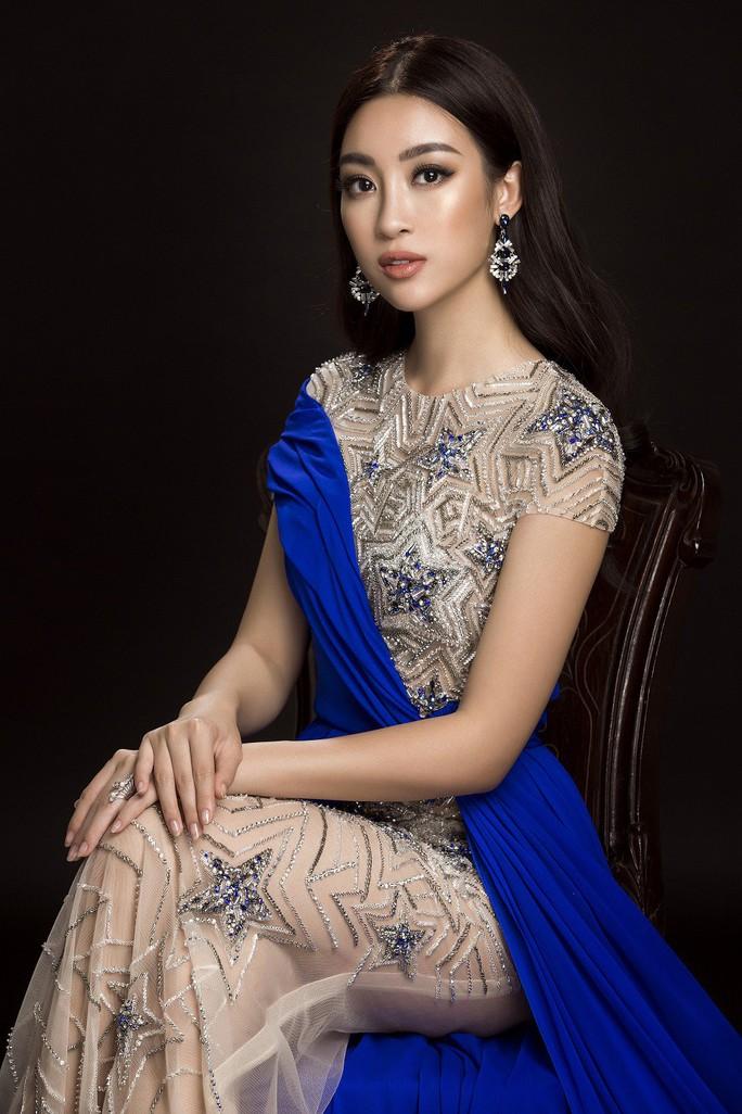Ngắm đầm dạ hội Mỹ Linh mang đến Hoa hậu Thế giới 2017 - Ảnh 11.