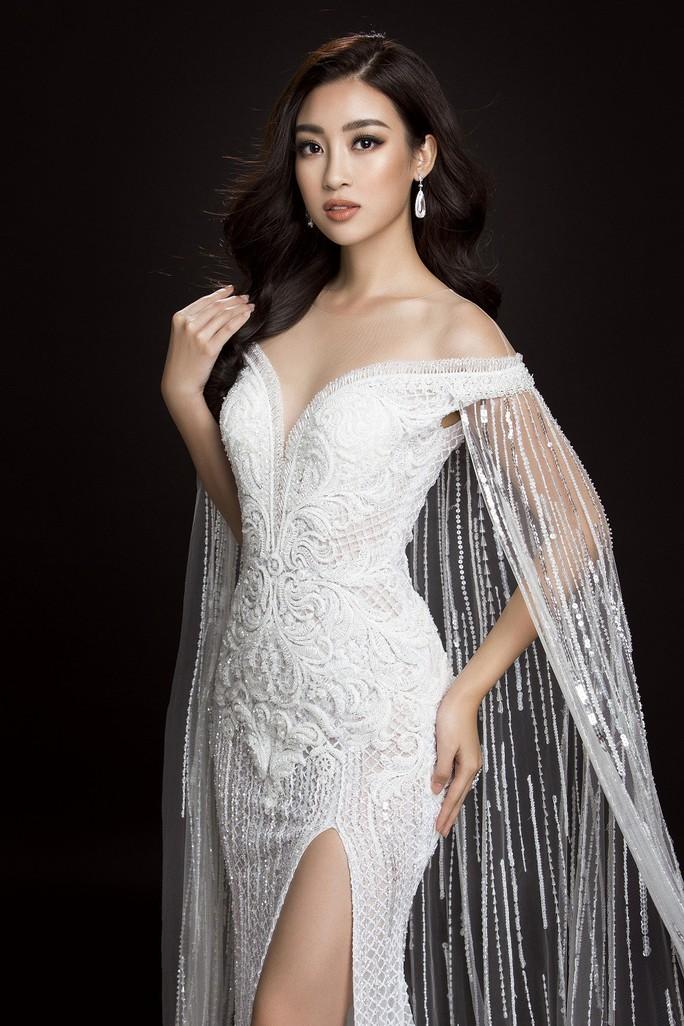Ngắm đầm dạ hội Mỹ Linh mang đến Hoa hậu Thế giới 2017 - Ảnh 5.