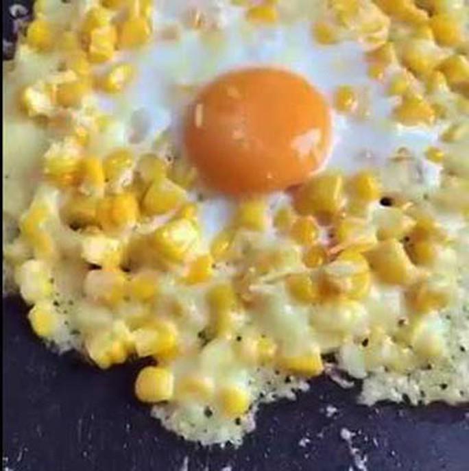 Bắp xào trứng thơm lừng - Ảnh 1.