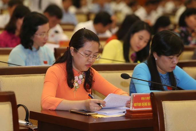 Khai mạc kỳ họp thứ 6, HĐND TP HCM khóa IX - Ảnh 2.