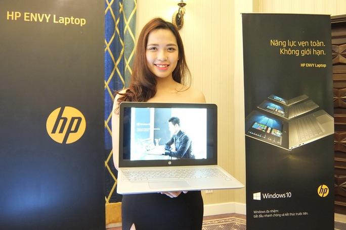 Dòng laptop Envy mới của HP được cải thiện thêm nhiều tính năng và công nghệ mới