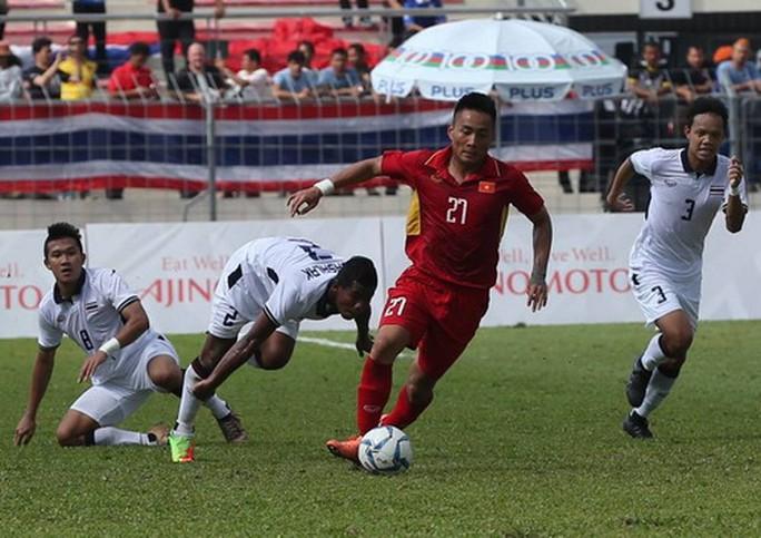 U22 Việt Nam - Thái Lan 0-3: Dừng chân SEA Games, HLV Hữu Thắng từ chức - Ảnh 6.