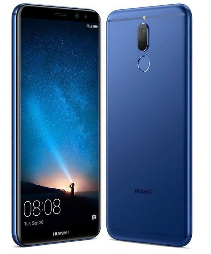 Huawei Nova 2i: Smartphone màn hình tràn viền, 4 camera - Ảnh 1.