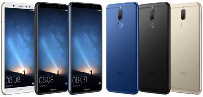 Huawei Nova 2i: Smartphone màn hình tràn viền, 4 camera - Ảnh 2.