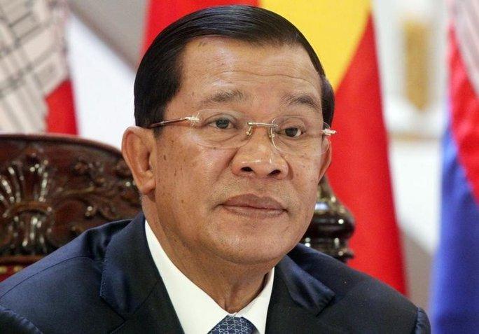 Campuchia ấn định ngày tổng tuyển cử - Ảnh 1.