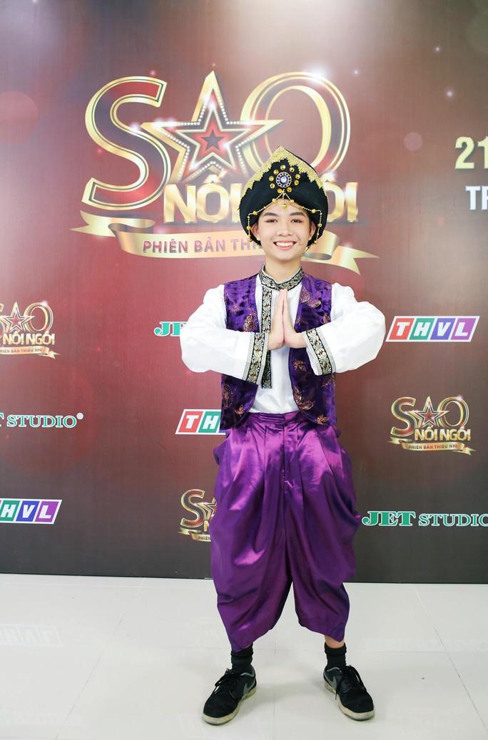 Cô Cám Bào Ngư tái hiện Bống bống bang bang phiên bản nhí siêu đáng yêu - Ảnh 5.