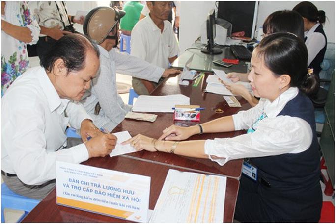 Một số quy định mới ảnh hưởng trực tiếp đến hơn 3,2 triệu người hưởng lương hưu - Ảnh 1.