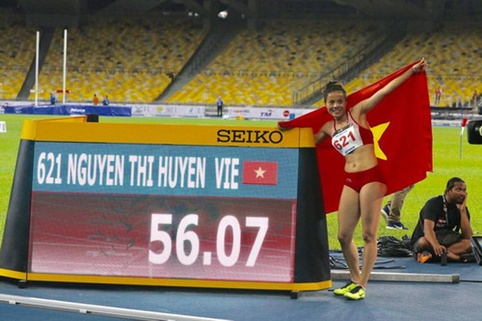 SEA Games ngày 22-8: Lê Tú Chinh trở thành tân nữ hoàng tốc độ - Ảnh 9.
