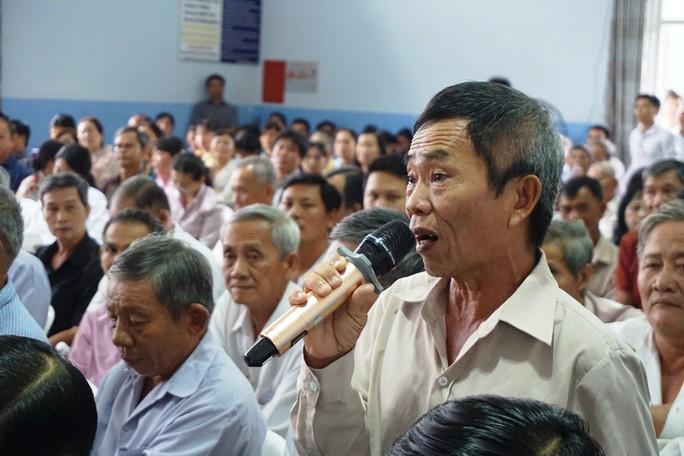 Bí thư Nguyễn Thiện Nhân: Tháng 5-2018 giải quyết dứt điểm chính sách đền bù - Ảnh 4.