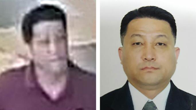 Hyon Kwang Song, 44 tuổi, bí thư thứ hai tại Đại sứ quán Triều Tiên. Ảnh: Royal Malaysian Police
