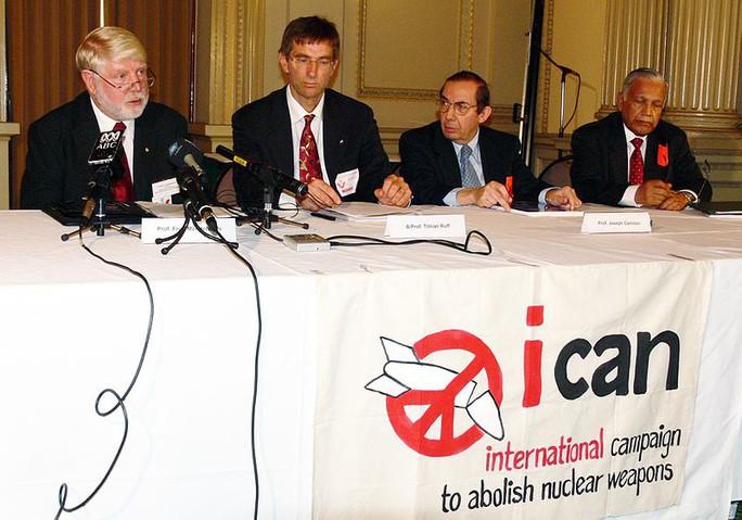Nobel Hòa bình vinh danh chiến dịch chống vũ khí hạt nhân - Ảnh 1.