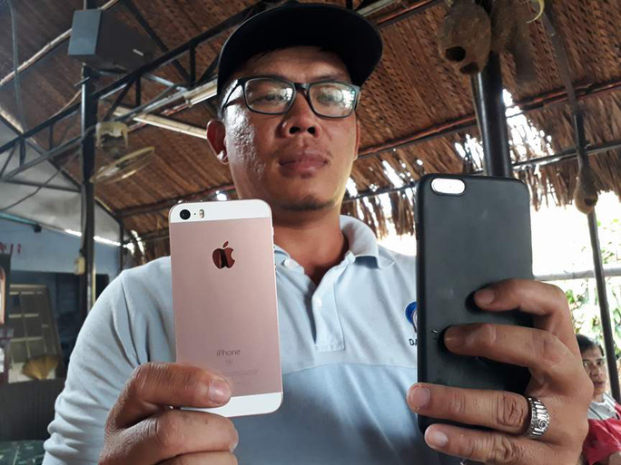Cướp nhầm điện thoại iPhone đang bật định vị - Ảnh 2.