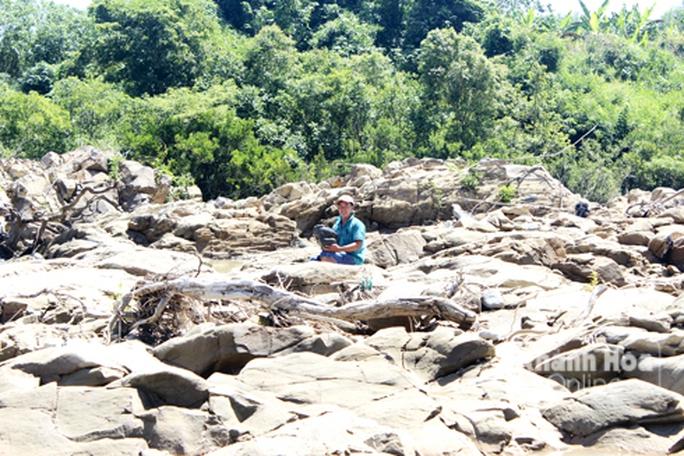 Sức hút ghê người từ những viên đá cảnh ở Khánh Hòa - Ảnh 4.