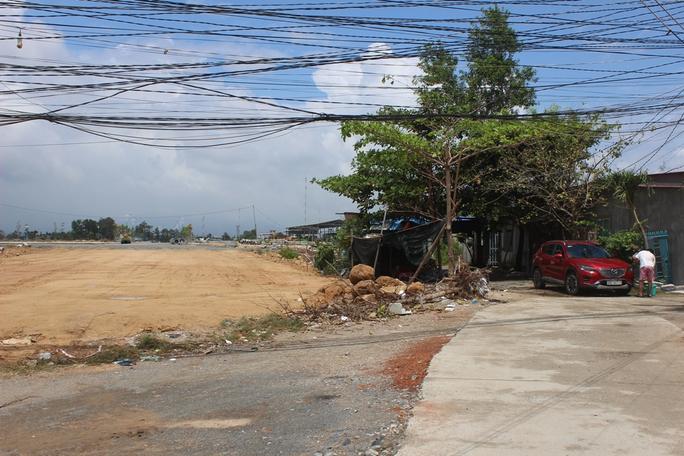 Bốn dự án kinh doanh bất động sản xung quanh khu dân cư Đồng Muối 2 ép ngạt người dân