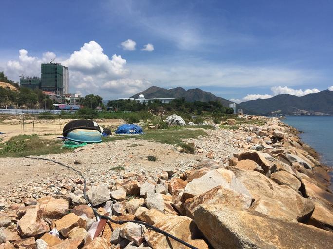 Cận cảnh hàng loạt dự án lấn biển xâu xé vịnh Nha Trang - Ảnh 5.