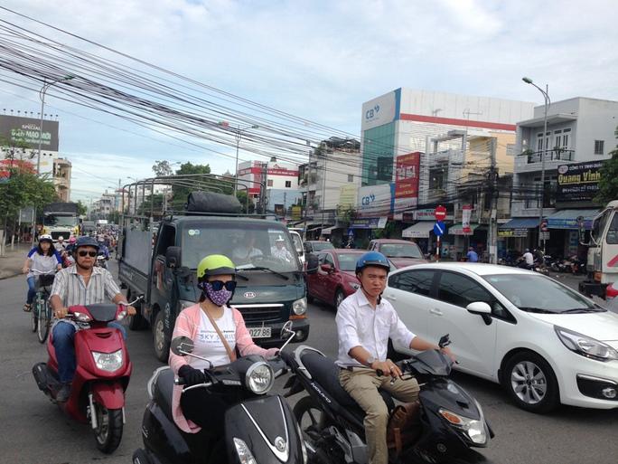 Khu vực Mả Vòng giao với Lê Hồng Phong