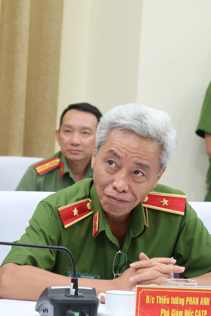Thiếu tướng Phan Anh Minh ngấn lệ kể về chiến sĩ chuyên án 516E - Ảnh 1.
