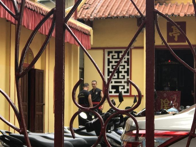 Võ đường Huỳnh Tuấn Kiệt vẫn yên ắng - Ảnh 2.