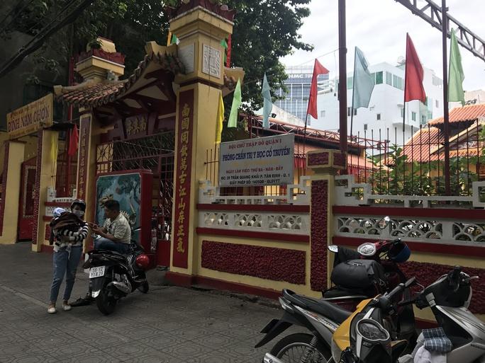 Võ đường Huỳnh Tuấn Kiệt vẫn yên ắng - Ảnh 1.