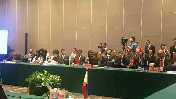 ASEAN và Trung Quốc ghi nhận kết quả về dự thảo khung COC - Ảnh 1.