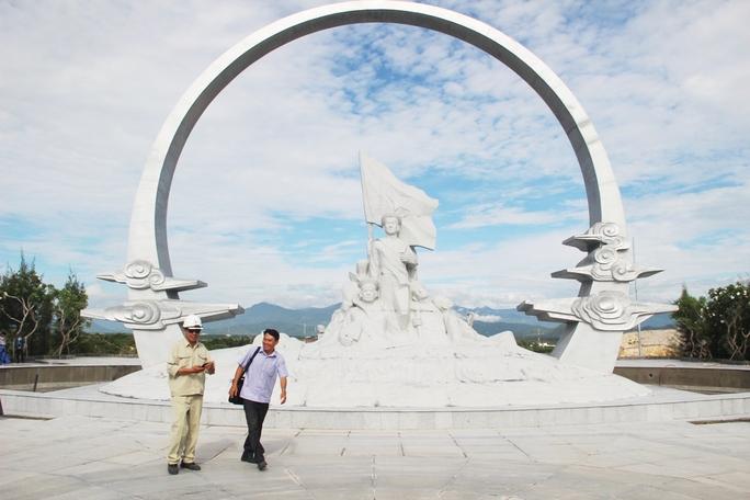 Chiêm ngưỡng Khu tưởng niệm Gạc Ma từ trên không - Ảnh 12.