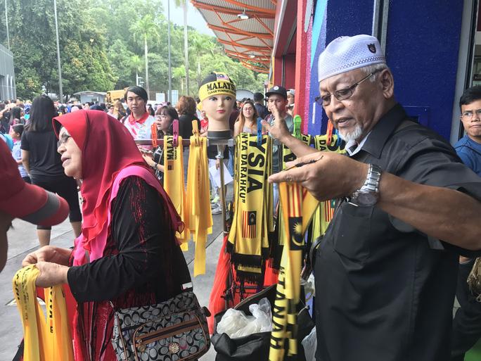 Kuala Lumpur sôi động trước giờ G SEA Games - Ảnh 1.