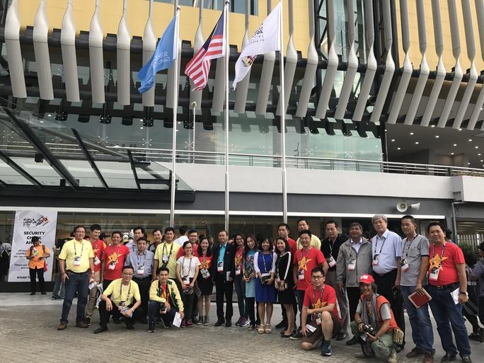 Kuala Lumpur sôi động trước giờ G SEA Games - Ảnh 6.