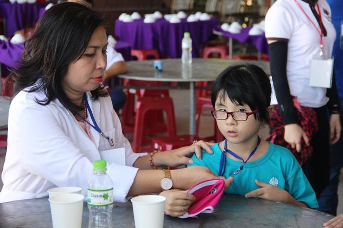 Nối vòng tay lớn với trẻ khuyết tật cả nước - Ảnh 6.