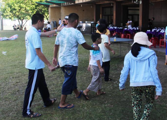 Nối vòng tay lớn với trẻ khuyết tật cả nước - Ảnh 3.