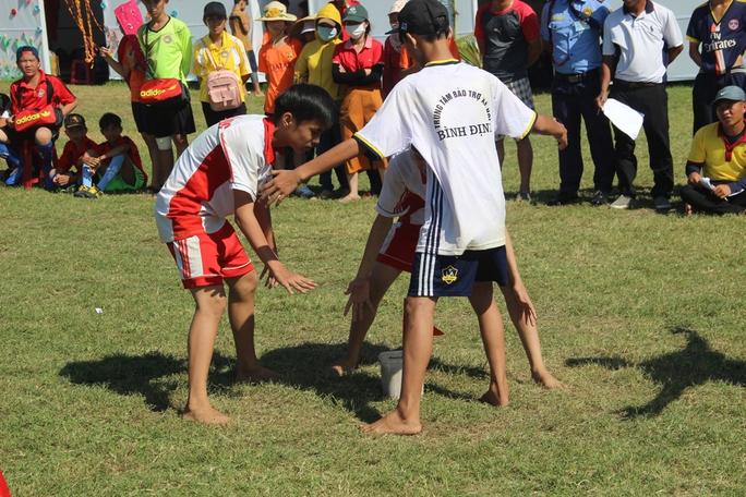Nối vòng tay lớn với trẻ khuyết tật cả nước - Ảnh 8.