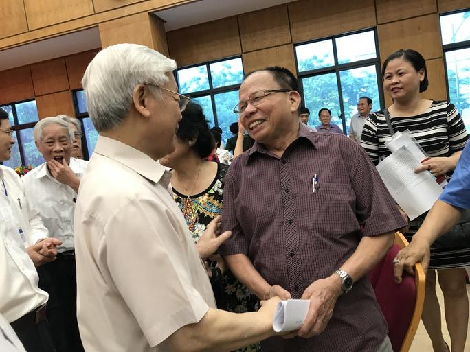 Tổng Bí thư nói về việc xử lý ông Đinh La Thăng - Ảnh 2.