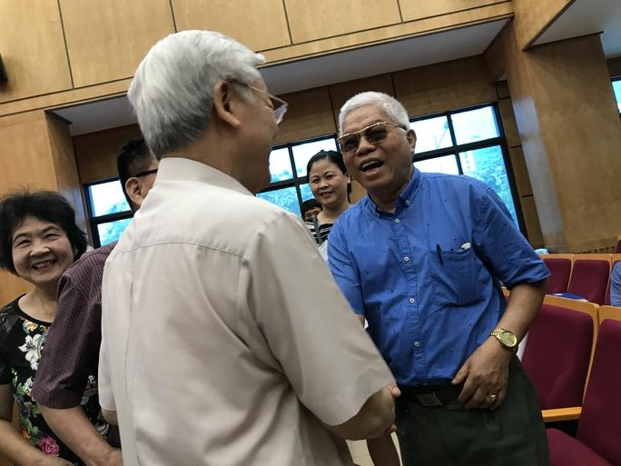 Cử tri băn khoăn với Tổng Bí thư việc kỷ luật ông Đinh La Thăng - Ảnh 2.