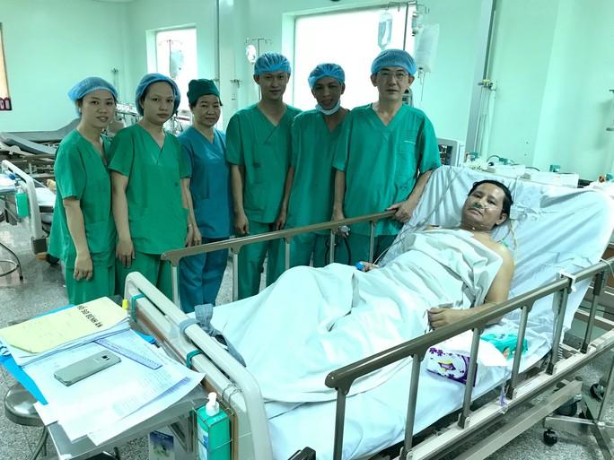 Trên 2.700 bệnh nhân can thiệp mạch vành tại BVĐK Trung ương Cần Thơ - Ảnh 1.