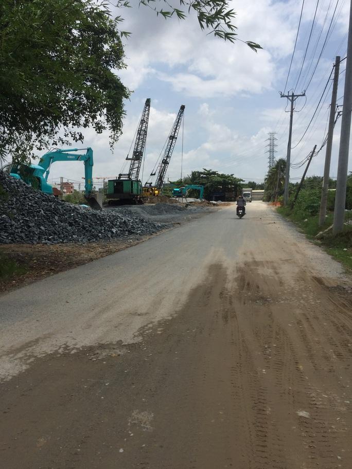 TP HCM: Đình chỉ 30 DN thi công giao thông - Ảnh 1.